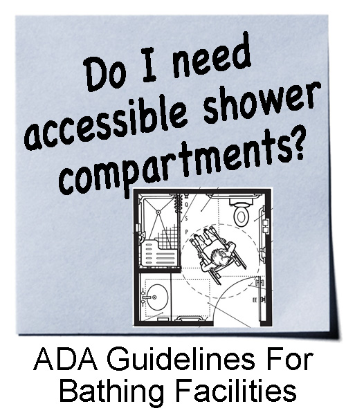 Accessible Bathing Facilities   ADA Guidelines