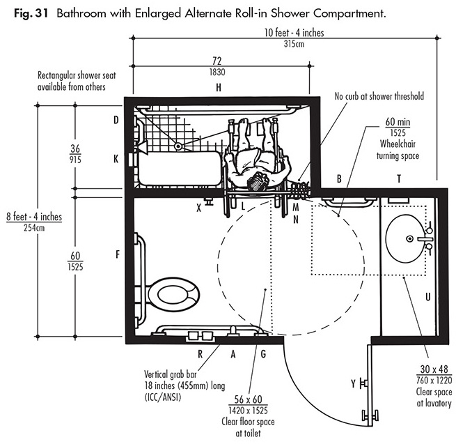 Chevrolet Tahoe 1999 Fuse Box Diagram besides C4 Urs 100 A6 Dash Trim Removal Diy 2879134 together with Ada Design Solutions For Bathrooms With Tub And Shower  partments as well Plan For 22 Feet By 33 Feet Plot  Plot Size 81 Square Yards  Plan Code 1643 furthermore Achtste Internationale Rsi Dag Preventie En Behandeling. on door layout