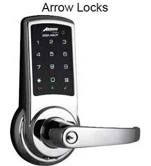 arrow-locks
