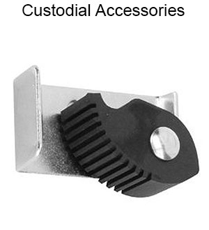 ASI Stainless Steel Custodial Accessories