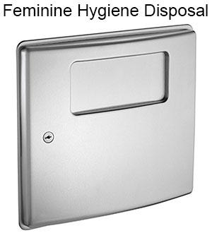 Feminine Hygiene Disposals for Commercial Bathrooms