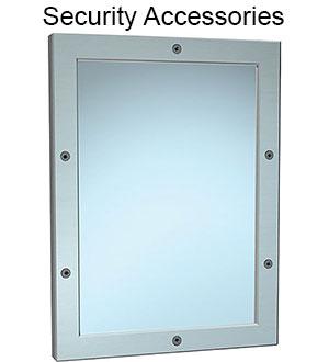 Security Washroom Accessories