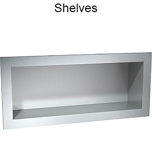 ASI Stainless Steel Utility Shelves
