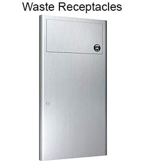 ASI Waste Receptacles
