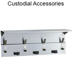 Janitorial and Custodial Accesssories
