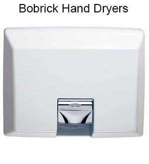 bobrick-hand-dryers