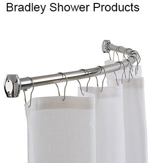 Bradley Washroom Accessories Select Bathroom Hardware