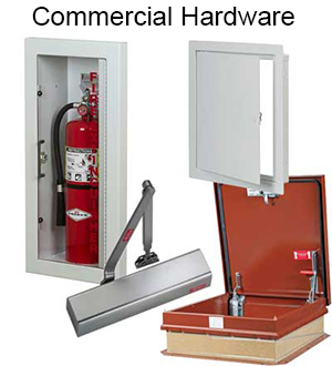 Quality Commercial Hardware available at discounted prices