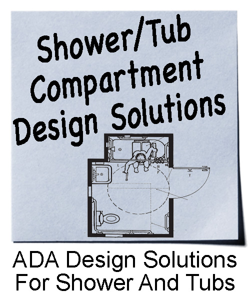 ADA tub and shower design solutions