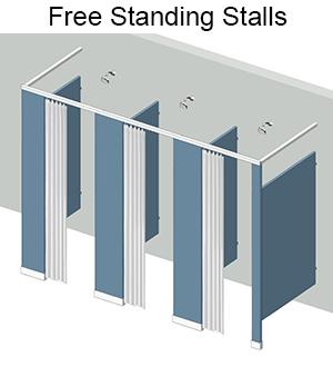 free-standing-shower-stalls