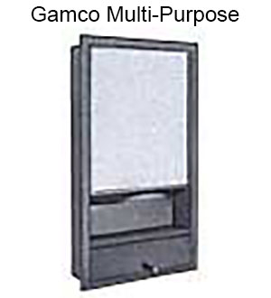 We sell Gamco multi-purpose units