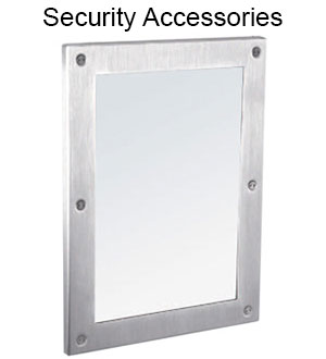 We sell Gamco security bathroom accessories