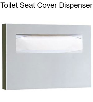 Gamco Toilet Seat Cover Dispenser