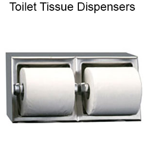 Gamco Toilet Tissue Dispensers