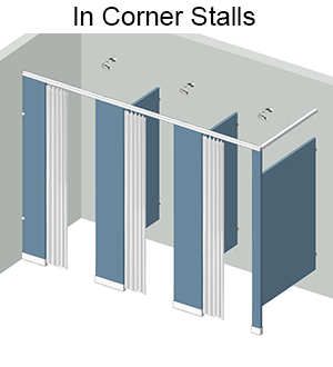 in-corner-shower-stalls