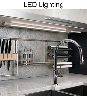 LED Lights are more efficient, last longer, and produce a higher range of color temperatures than any other light source.