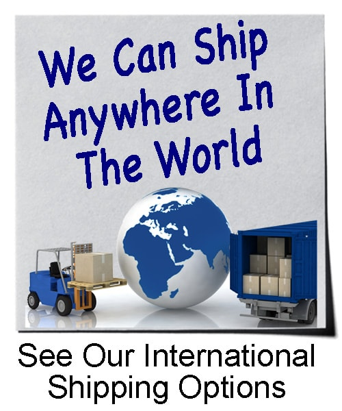 We Ship Anywhere In The World | Harbor City Supply