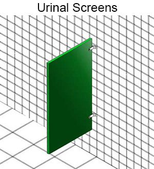 urinal-screens