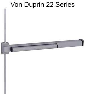 von-duprin-22-series-exit-device