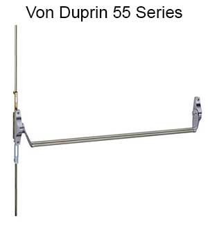 von-duprin-55-series-exit-device
