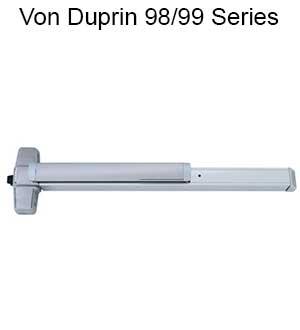 von-duprin-9899-series-exit-device