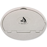 Safe Strap Diaper Depot Oval Changing Station