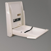 Safe Strap Diaper Depot Vertical Baby Changing Station