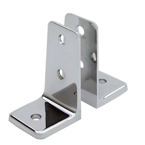 Global Partitions Stainless Steel Urinal Screen Bracket