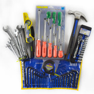 Tool Hamper / Bundle / Toolbox Filler / Christmas Gift Hammer Sockets Ratchet Spirit Level Spanners Screwdriver Allen Keys Measuring Tape