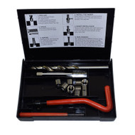 "3/8"" x 20 BSF Thread Tap Repair Cutter Kit Helicoil Damaged Threads 14pc Kit"