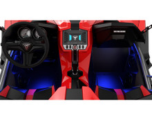 Polaris Slingshot Interior Led Lighting Kit