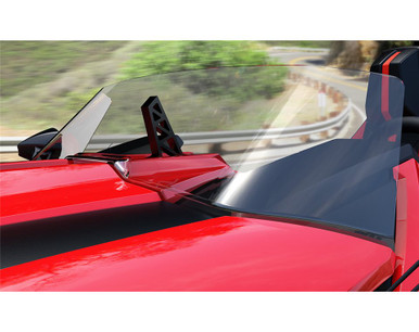 Polaris Slingshot Blade Wind Deflector Windshield