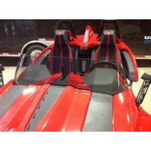 F4 Customs Polaris Slingshot Windshield