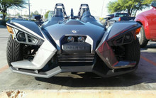 Demon Speed Shop Polaris Slingshot Billet Grille