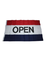 Open Flag - Red/White/Blue (BA-800)