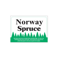 Species Sign - Norway Spruce (JB-SP-10)