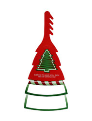Fresh Cut Christmas Tree Zap Tags (TT-704)