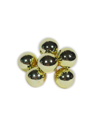 Glass Balls 50mm - Gold (WS-GBXL-G)