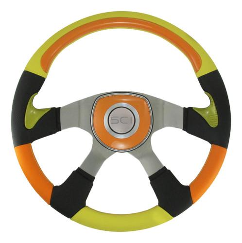 UD33 -Traveler Custom (SHOWN IN Orange/Yellow/Black)
