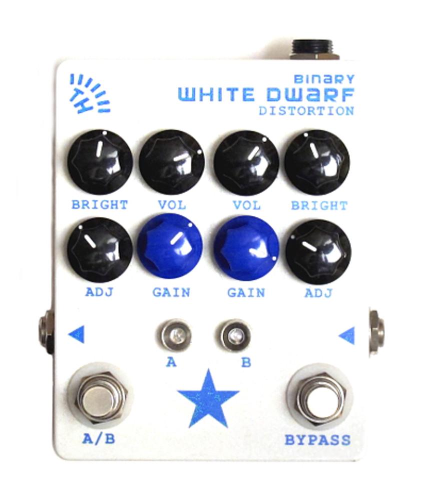 Binary White Dwarf