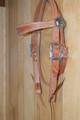 Handmade Ranch Western Headstall Herman Oak