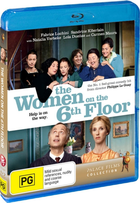 The Women on the 6th Floor Bluray