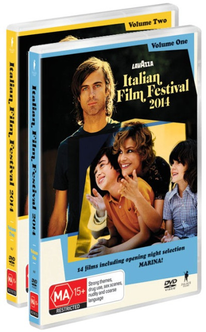 2014 Italian Film Festival Volume one and two