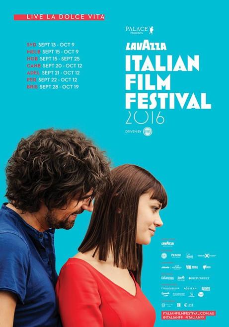 2016 Italian Film Festival Poster