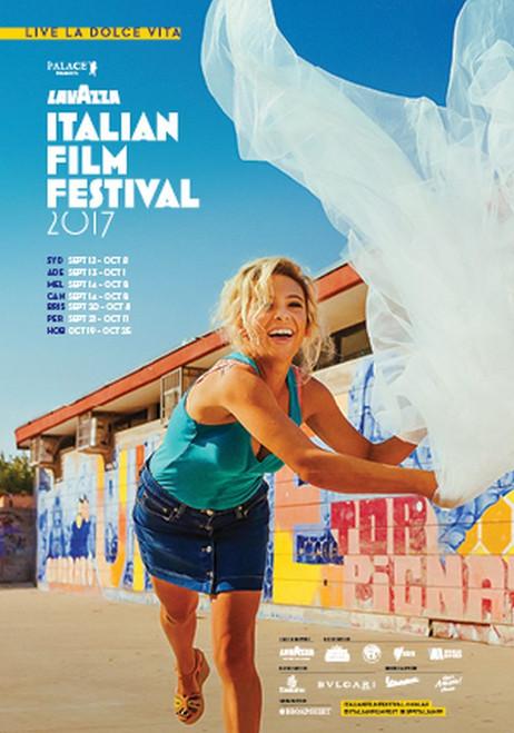 2017 Italian Film Festival Poster
