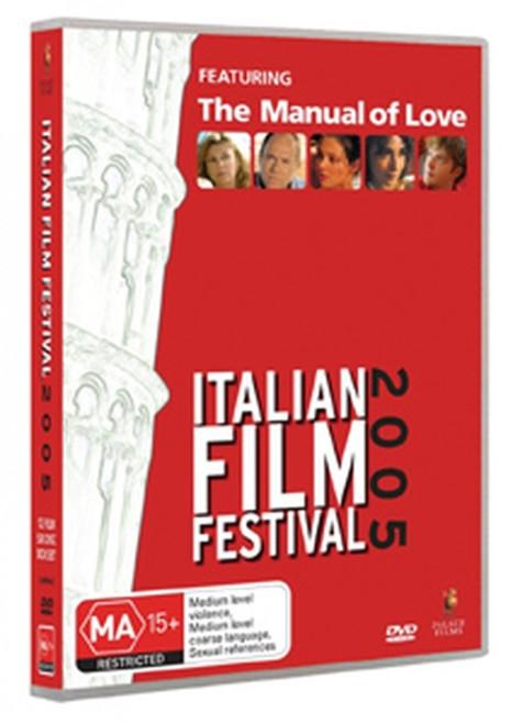 Lavazza Italian Film Festival 2005 Box Set