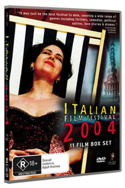 Lavazza Italian Film Festival 2004 Box Set