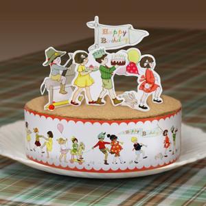 蛋糕裝飾擺設套裝 - Belle & Boo