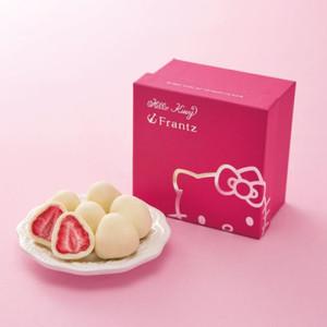 〈Frantz〉Hello Kitty限定版草莓松露朱古力
