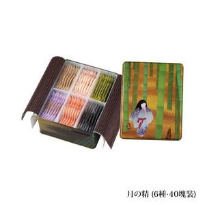 【月の精】和風曲奇禮盒 (40塊裝)